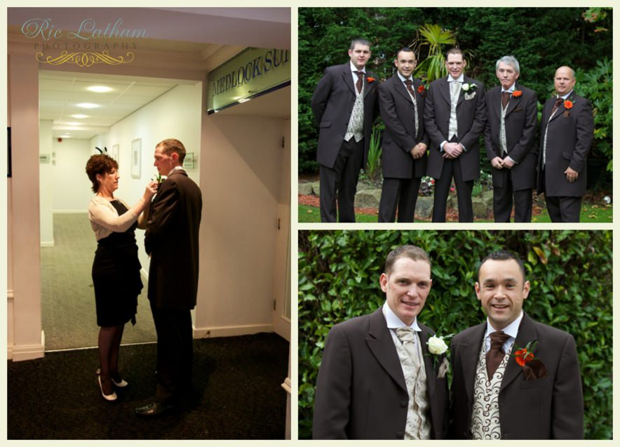 Oldham Wedding photographer - Smokies Hotel