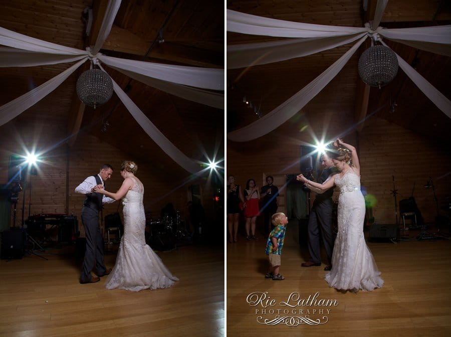 the first dance at Styal lodge