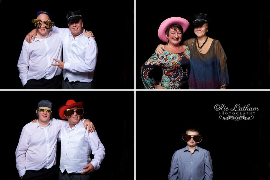 Bredbury Hall Photo Booth