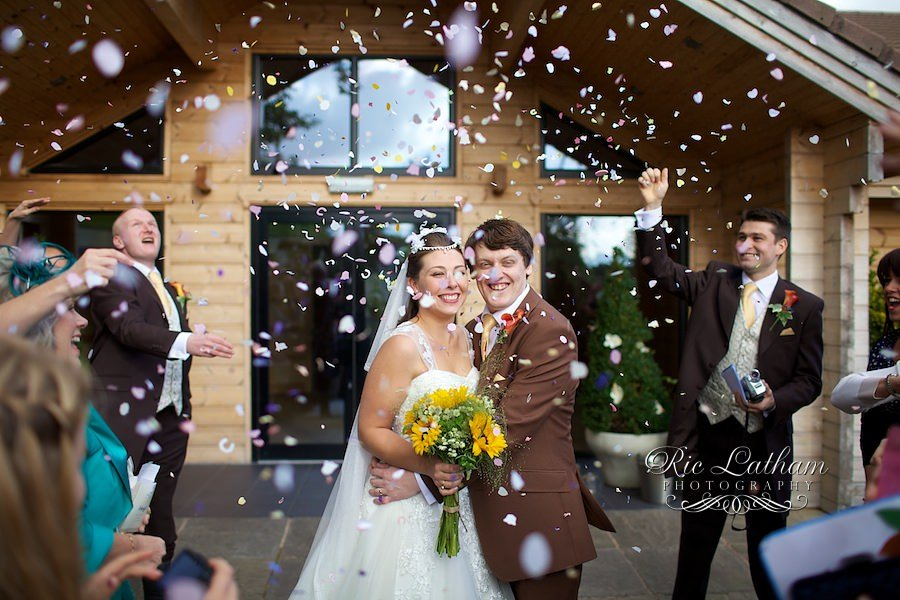 Styal Woods Wedding