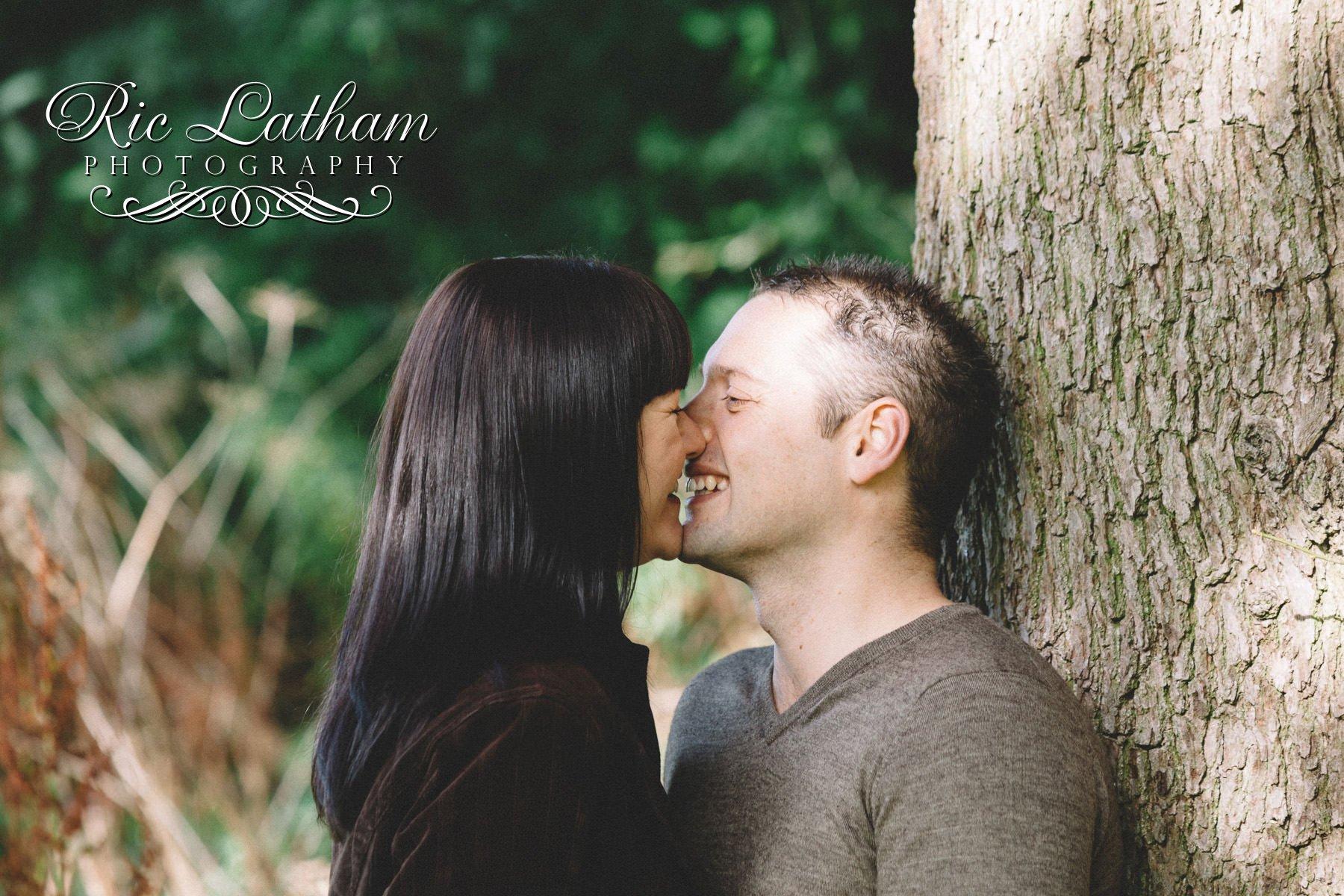 Hollin Hall Hotel – Engagement Photos