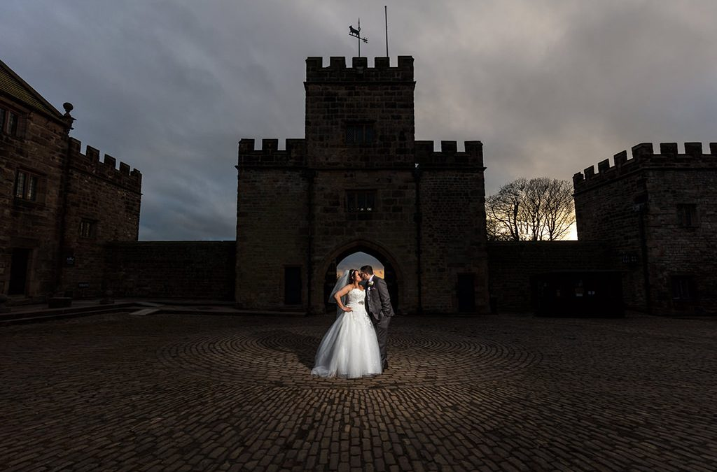 Hoghton Tower Wedding