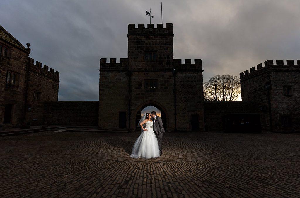 Hoghton Tower Wedding